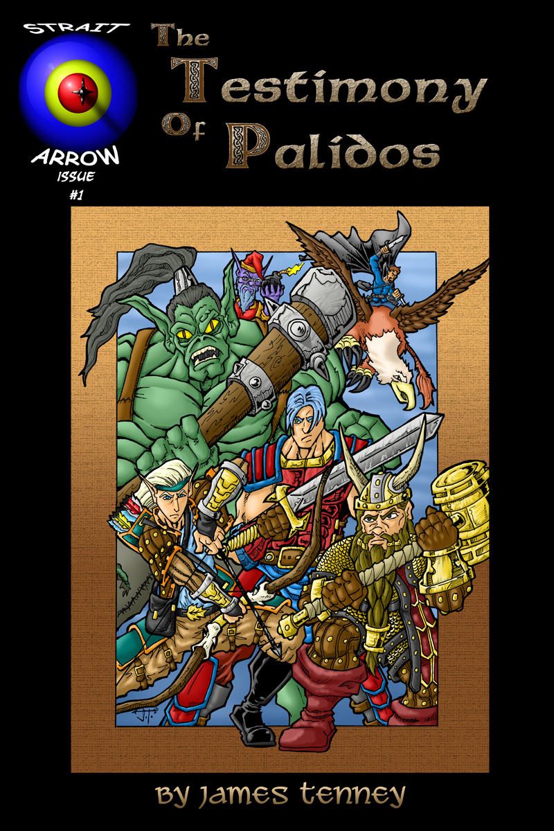 Book One - Cover